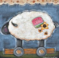 Bedon de laine et bedon rond...
