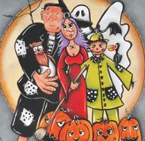Soirée d'Halloween