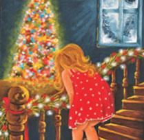 En attente du père Noël
