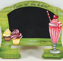 L'amour est dans le dessert